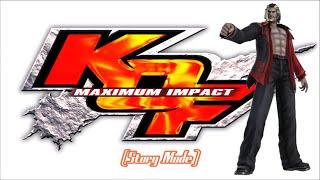 KOF: Maximum Impact - Duke Burkoff (Story Mode)