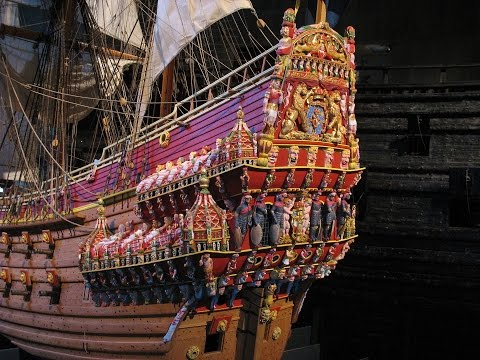 The Vasa Museum , Stockholm, Sweden ( Ultra 4K )