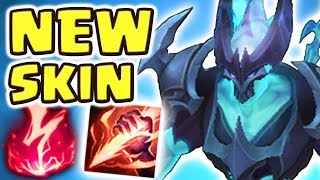 NEW DEATH SWORN ZED JUNGLE SPOTLIGHT | CREEPY! NEW SECRET STRATEGY WORKS 100% OF THE TIME Nightblue3