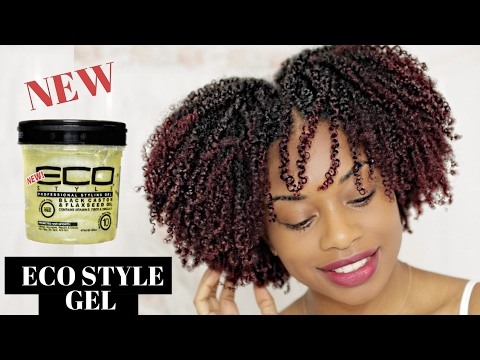 new styles for natural hair bomb wash and go new eco styler black castor and 5282 | hqdefault