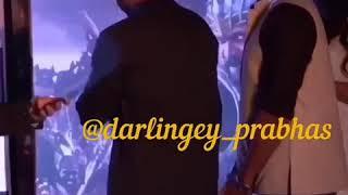 Prabhas & Anushka - DDG | BahuSena | Pranushka | Darling & Sweety | bahubali promotions