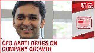 Aarti Drugs' Adhish Patil speaks on strong Q2 numbers | Earnings With ET NOW