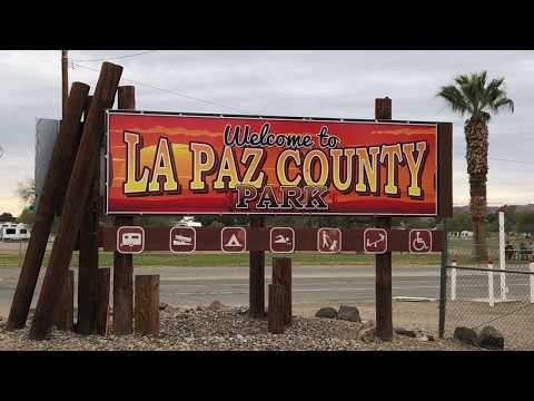 La Paz County Park, Parker Arizona