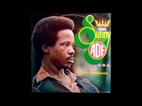 King Sunny Ade - Odun Titun