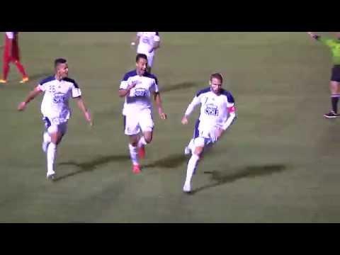 Ivan Militar Goal vs. New Mexico