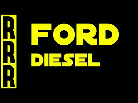 🎧 DIESEL SOUNDS FORD 7.3 = 9 Hours FORD DIESEL IDLE + BLACK SCREEN = SOUND MACHINE