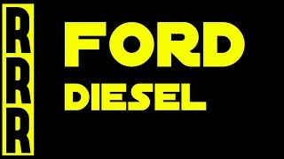 9 Hours ~ FORD 7.3 DIESEL ENGINE SLEEP ( Sounds from Under the HOOD ! ) White Noise