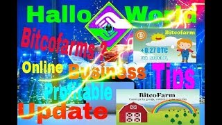 how to bitcofarm withdrew payment problem solve review on 06/11/2018 video .
