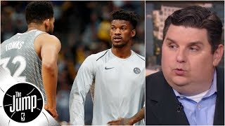 Jimmy Butler to meet with Wolves brass: Is a trade next? | The Jump | ESPN