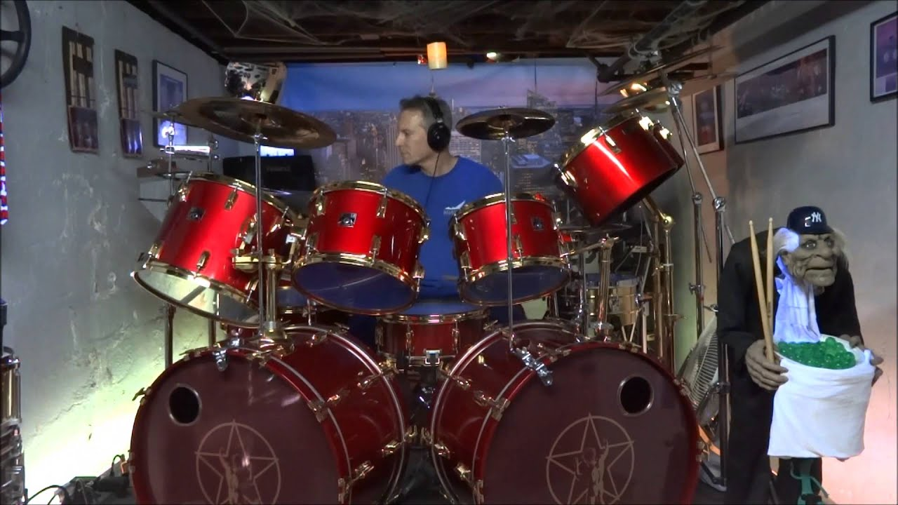rush yyz neil peart tama drums youtube