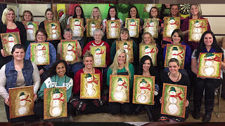 Blick Painting Parties - Introduction and Materials