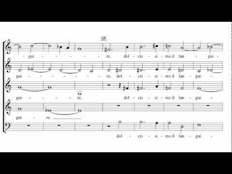 Carlo Gesualdo - O mio soave ardore