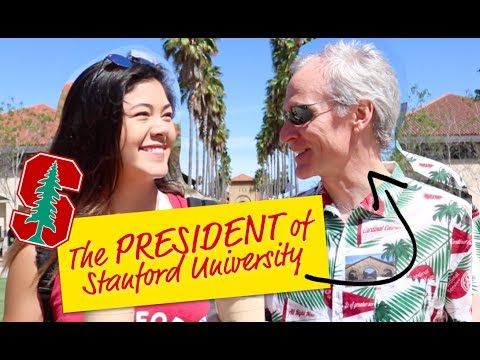 The President of Stanford University is a fan of Cath in College (Featuring Marc Tessier-Lavigne!)
