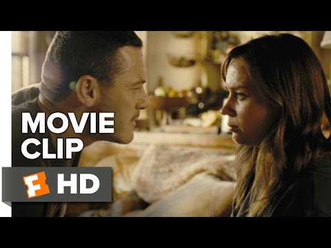 The Girl on the Train Movie CLIP - Scott Confronts Rachel (2016) - Emily Blunt Movie