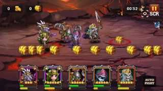 Heroes Charge Outland Early lv90 burning phoenix VI(Minimum spec.)