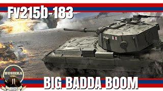 World Of Tanks Blitz FV215b 183    The Sixteen Million Credit Tank