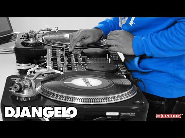 DJ ANGELO - Reloop Jockey 3 routine (Turntablism vs Controllerism + Beatboxing!)