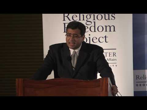 Religious Freedom and the Common Good: A Symposium of the Religious Freedom Project _ Keynote