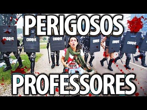 PERIGOSOS PROFESSORES - DESCE A LETRA
