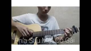 (Soobin Hoàng Sơn) Phía sau một cô gái - By NNTHuy_Guitar Fingerstyle