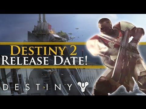 Destiny 2 News - Destiny 2 Release Date Leak! Destiny 2 Beta this Summer!