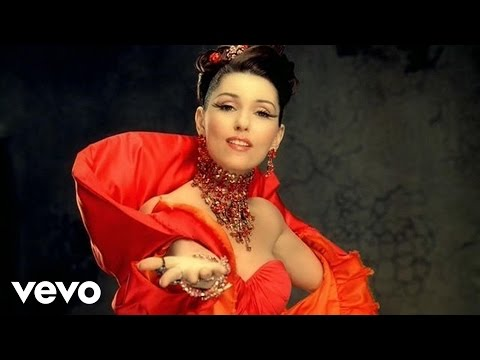 Shania Twain - Ka-Ching! (Red Dress Version)