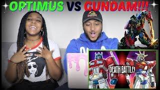 "(0.26 MB) ScrewAtack ""Optimus Prime VS Gundam DEATH BATTLE"" REACTION!!! Mp3"