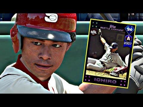 DIAMOND ICHIRO SUZUKI DEBUT!! MLB THE SHOW 17 DIAMOND DYNASTY