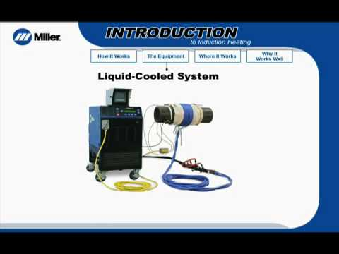 Miller Induction Heating - The Equipment