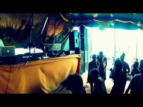 MINILOGUE at Ozora, Pumpui 2013  part 1