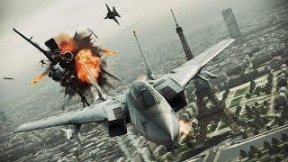 73# [Ace combat : Assault horizon] Bloc Party - Banquet