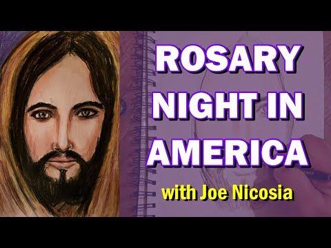 ROSARY NIGHT IN AMERICA with Joe Nicosia - Mon, Sep. 16, 2019
