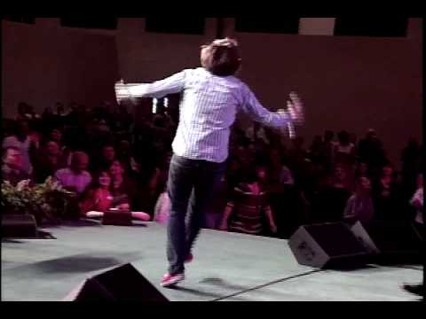 Eddie James - Free To Run/Freedom Medley Part 1