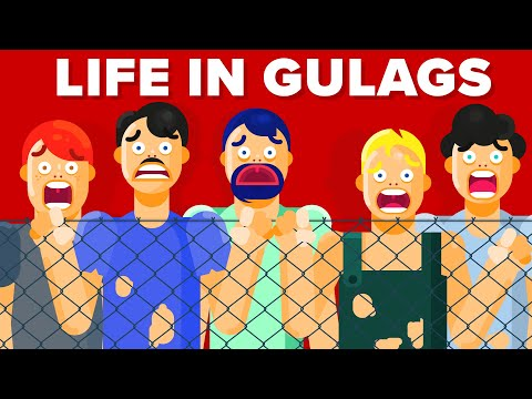 The Horrible Life of People In Soviet Gulags