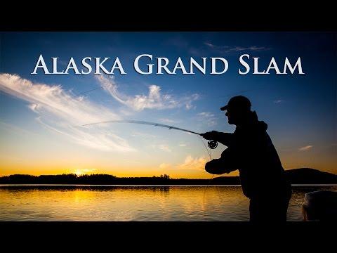 Alaska Grand Slam   12 Freshwater Fish Species