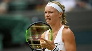 Kiki Bertens, beautiful tennis player from The Netherlands, Grand Slam Girl