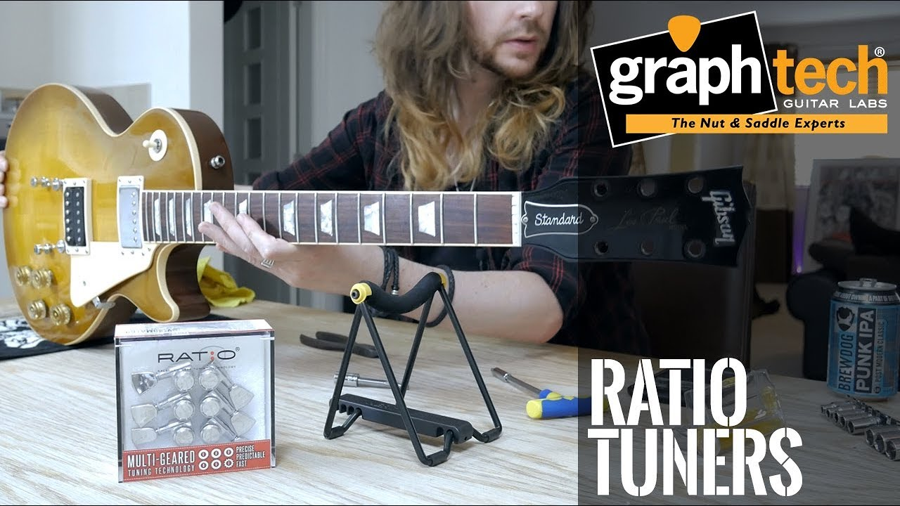 GRAPH TECH RATIO TUNERS - Installation + First impressions!