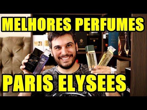 MELHORES PERFUMES DA PARIS ELYSEES - Perfumes Contratipos Importados Masculinos E Femininos