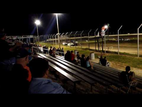 Ethan Vance #13 Pure Stock Humboldt Speedway (13 years old)