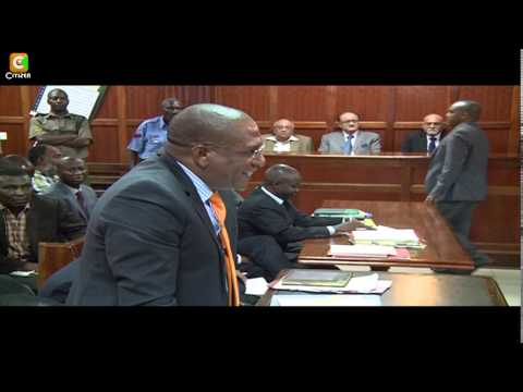 Powerful, Rich Charged Over Anglo-Leasing