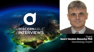 Geert Vanden Bossche PhD and his warning to the world against 'Immune Escape'