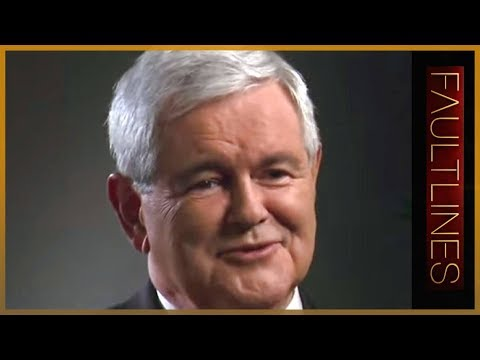 🇺🇸 Newt Gingrich | Former Speaker of House of Representatives | Fault Lines