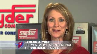 Snyder Heating and AIr - SAC-PREV-FALL-REV-H.wmv