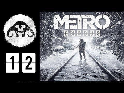 Metro Exodus (RHC) #12: Terminal Stupidity