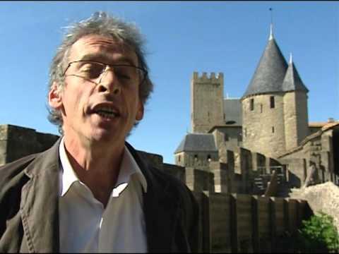CARCASSONNE:  une cité au temps des chevaliers - C'est Pas Sorcier