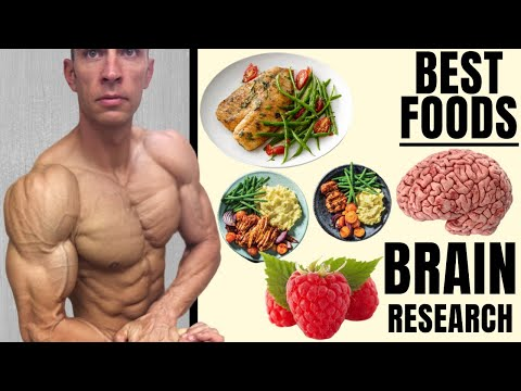 Science Based Fat Loss Foods | Brain Research