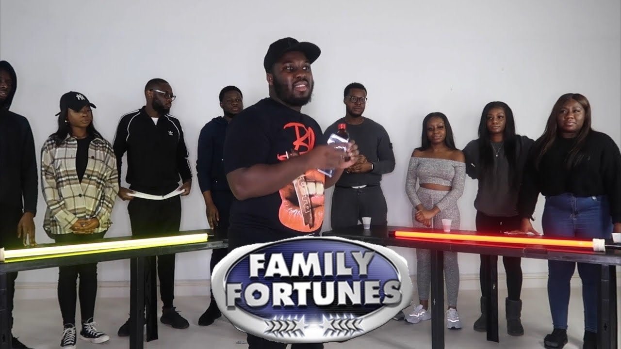 LOCKER ROOM FAMILY FORTUNES!!!