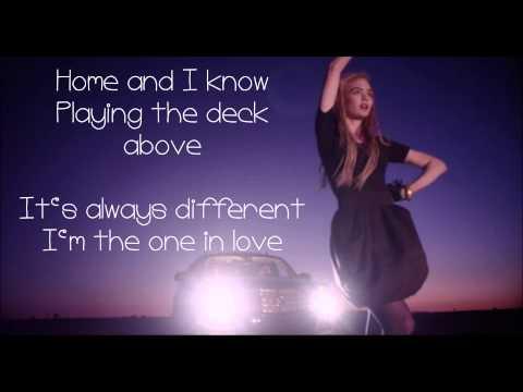 Grimes - Genesis Lyrics (Lyrics on the Screen)