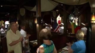 """""""Tautiška giesmė"""" aplink pasaulį - už Lietuvą! Reportažas iš Čikagos"""