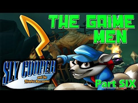 Sly Cooper and the Thievius Raccoonus - Part: 6: Kyle vs Raleigh